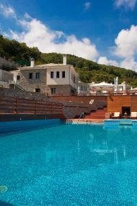 The swimming pool at or near 12 Months Luxury Resort