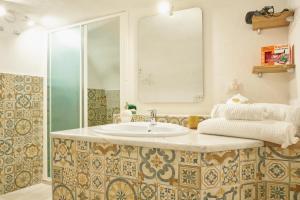 Un baño de Donna Mariella