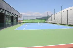 Теннис и/или сквош на территории Teknosports Otel или поблизости