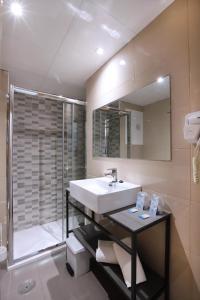 O baie la Hotel Brasil
