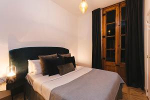 Cama o camas de una habitación en L'Escudellers by The Streets