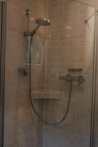 A bathroom at Haus Anni
