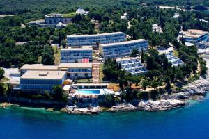 A bird's-eye view of Splendid Resort