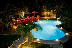 A view of the pool at Na Balam Beach Hotel & Villas or nearby