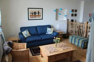 A seating area at North Walk House