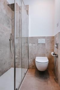 Ванная комната в Hotel Villa Katy