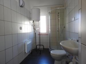 Łazienka w obiekcie Anastasis