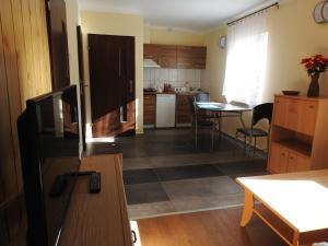 Kuchnia lub aneks kuchenny w obiekcie Anastasis