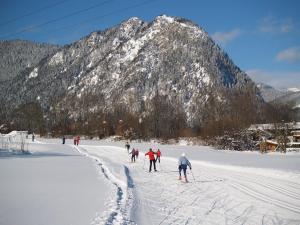 Skiën bij het hotel of in de buurt