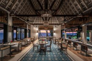 A restaurant or other place to eat at Shangri-La's Fijian Resort & Spa
