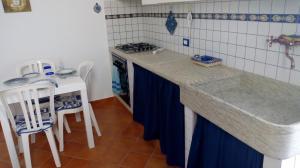 Cucina o angolo cottura di Granelli di Sale