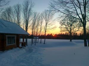 Tigete Holiday Cottage talvel
