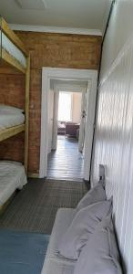A bunk bed or bunk beds in a room at Bunkhouse Bournemouth
