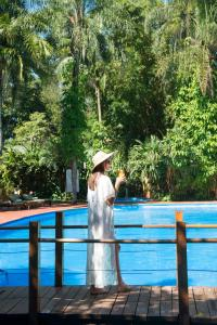 The swimming pool at or near Hotel Saint George