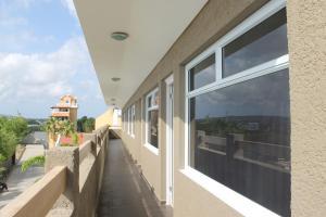 Een balkon of terras bij Eden Beach Resort - Bonaire
