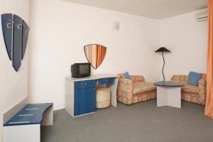Телевизия и/или развлекателен център в Хотел Елмар