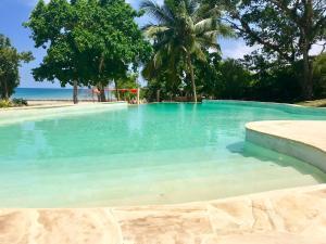 The swimming pool at or near Mangrove Lodge