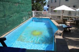 The swimming pool at or near Villa Olga