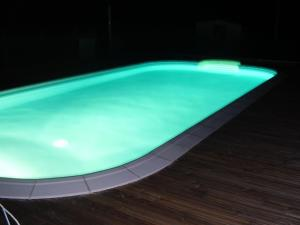"The swimming pool at or near Camping "" Le grun de Chignore"""