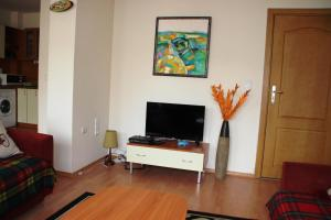 A television and/or entertainment center at Eagle Rock Apartments
