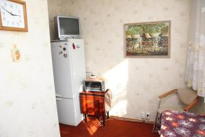 A kitchen or kitchenette at Green к. 1512