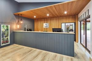 The lobby or reception area at RAC Karri Valley Resort