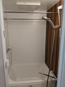 A bathroom at SAKURA GARDEN VILLA