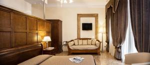 Area soggiorno di Hotel Dell'Opera