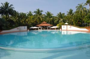 The swimming pool at or near Lanka Princess All Inclusive Hotel