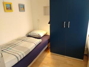 Ein Bett oder Betten in einem Zimmer der Unterkunft BRANDING Bed by the Sea