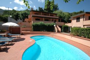 The swimming pool at or close to Residence Arcipelago