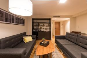 Un lugar para sentarse en Caseros 248 Hotel