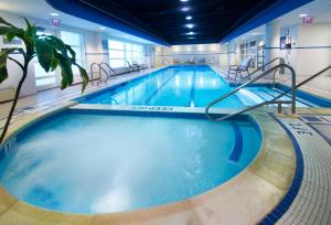 The swimming pool at or near The Penn Stater Hotel and Conference Center