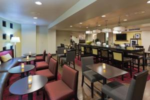 A restaurant or other place to eat at Hampton Inn Las Vegas/Summerlin