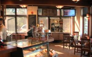 A restaurant or other place to eat at Asilomar Conference Grounds