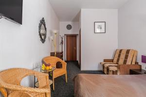Гостиная зона в Мини Отель на Невском 136