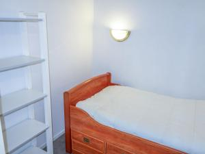 A bed or beds in a room at Apartment Ipanema Sud-6