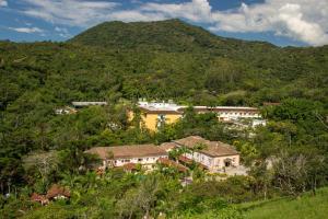 A bird's-eye view of Hotel Caldas da Imperatriz
