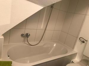 Ванная комната в Apartmenthaus Seestern