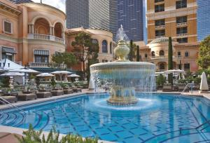 The swimming pool at or near Bellagio