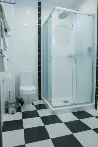 Ванная комната в Отель Квартал