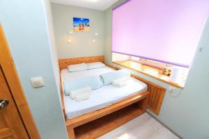 Ванная комната в Hotel DoBro
