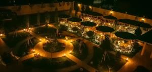 A bird's-eye view of Silk Road Kokand Hotel