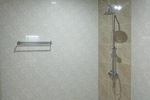 A bathroom at Rumah Kelinci