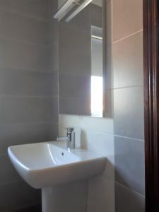 A bathroom at Muldowney's B&B