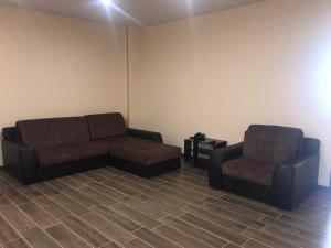 Гостиная зона в Мотель Руслан
