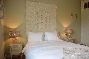 Un ou plusieurs lits dans un hébergement de l'établissement Les Glaneuses