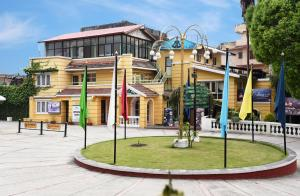 Children's play area at Park Village Resort by KGH Group