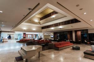 The lobby or reception area at Pacific Star Resort & Spa