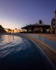 The swimming pool at or near Pacific Star Resort & Spa